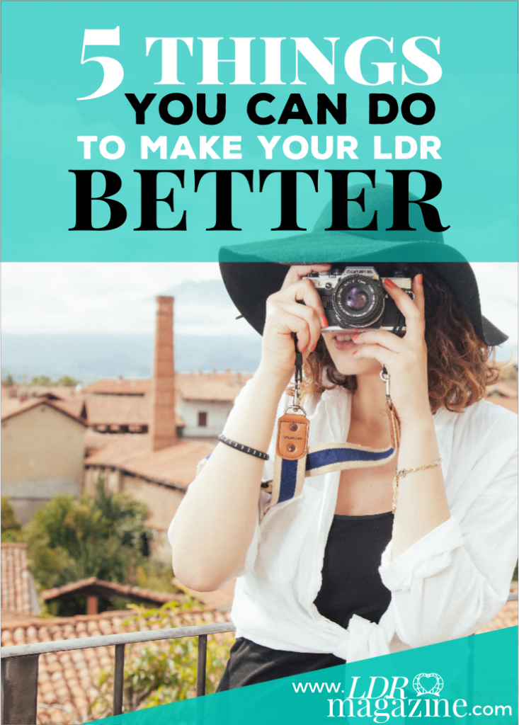 5 things you can do to make your LDR better_pin