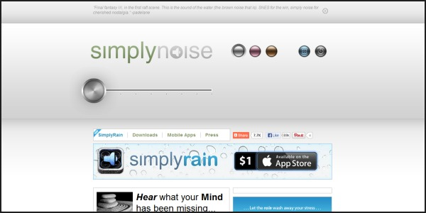 simplynoise