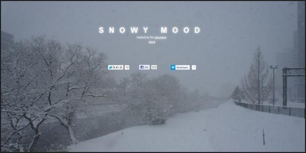 snowymood