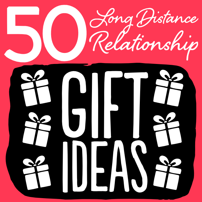 gift ideas for distance boyfriend