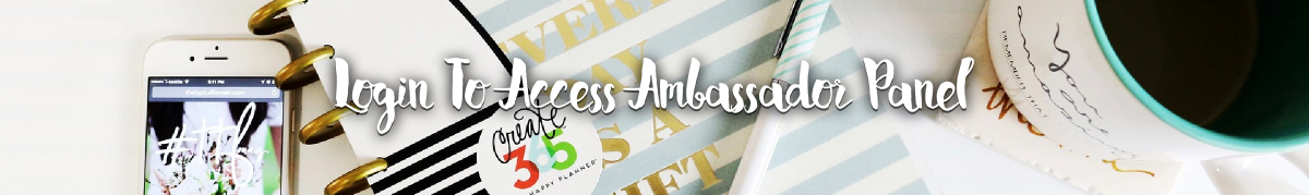 ambassador login