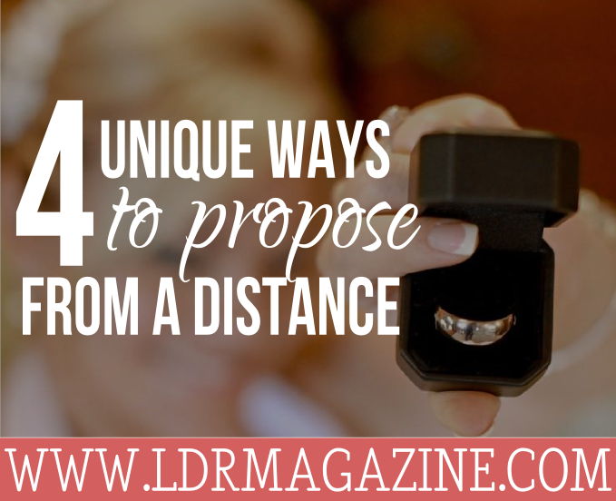 propose from a distance