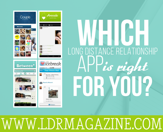 Best relationship apps