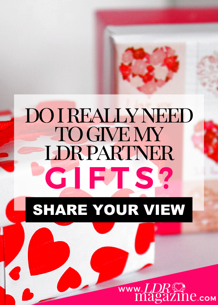 Do I Really Need to Give My LDR so gifts pin