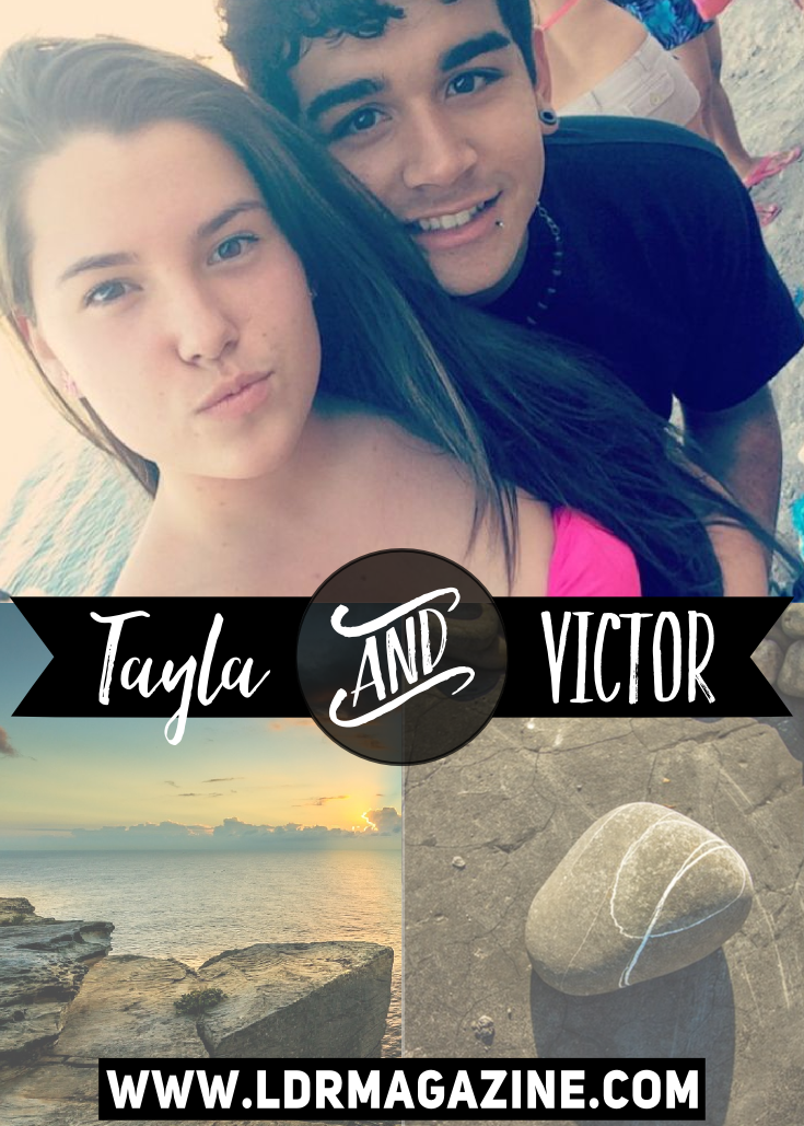 ldr couple tayla and victor