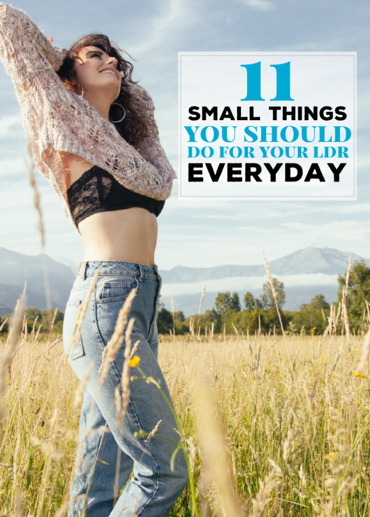 11 Small Things You Should Do For Your LDR Everyday_pin