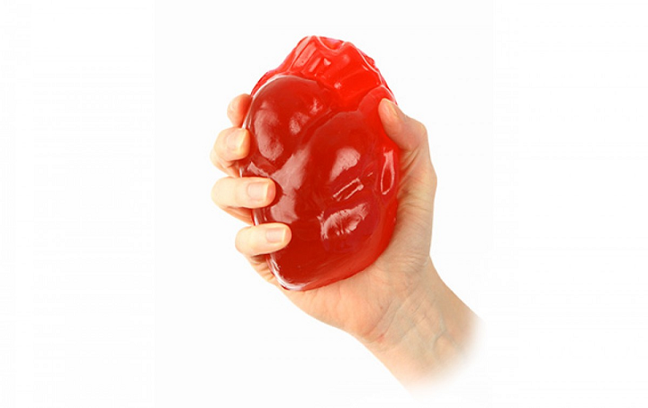 giant candy gummy heart