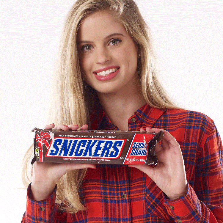 giant candy snickers