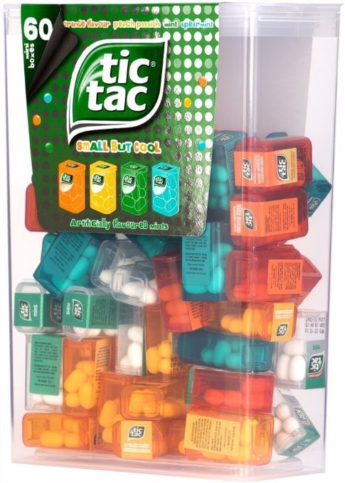 giant candy tictacs