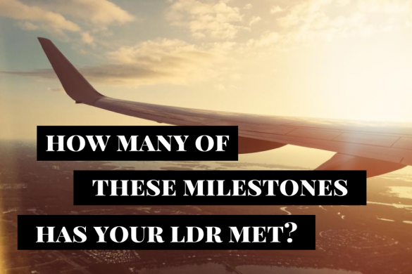 Quiz how many of these ldr milestones have you met ldr magazine