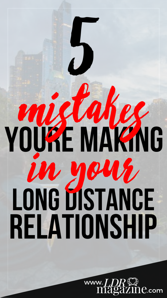 5 Mistakes You're Making In Your LDR pin