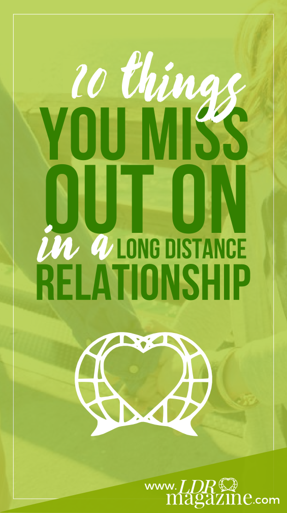 things you missout on in a ldr pin